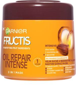 Garnier Fructis Oil Repair Intense мультифункціональна маска 3в1