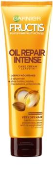 Garnier Fructis Oil Repair Intense cuidado sem enxaguar para cabelo muito seco para cabelos muito secos