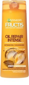 Garnier Fructis Oil Repair Intense champô reforçador para cabelo muito seco para cabelos muito secos