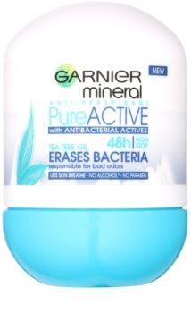 Garnier Mineral Pure Active antybakteryjny antyprespirant roll-on