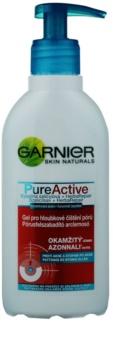 Garnier Pure Active gel de limpeza profunda