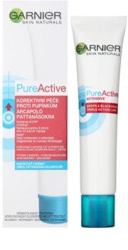 Garnier Pure Active  tratamento corretor gel cremoso matificante