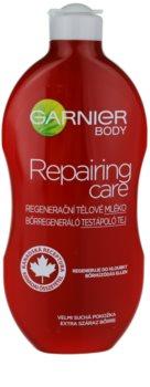 Garnier Repairing Care regenerační tělové mléko pro velmi suchou pokožku
