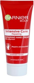 Garnier Repairing Care crema regeneradora para manos