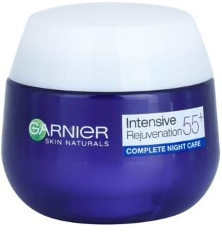 Garnier Visible 55+ crema de noche rejuvenecedor de la piel