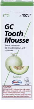 GC Tooth Mousse Melon remineralizační ochranný krém pro citlivé zuby bez fluoridu