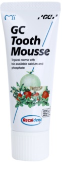 GC Tooth Mousse Tutti Frutti creme protetor remineralizante para dentes sensíveis sem fluór