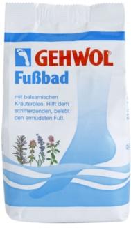Gehwol Classic pediluvio per piedi doloranti e stanchi con estratti vegetali