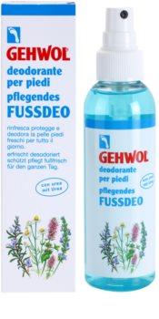 Gehwol Classic osviežujúci dezodorant na nohy s rastlinnými extraktmi