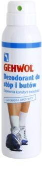 Gehwol Classic deodorant spray pentru picioare si pantofi