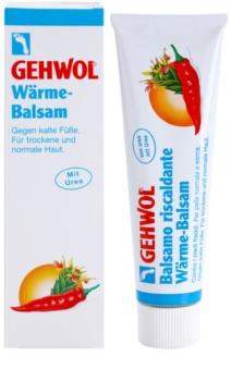Gehwol Classic segrevalni balzam za noge z vlažilnim učinkom za normalno in suho kožo