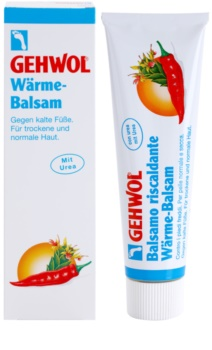Gehwol Classic Warming Moisturising Foot Balm For Normal And Dry Skin