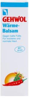 Gehwol Classic hřejivý balzám na nohy s hydratačním účinkem pro normální a suchou pokožku