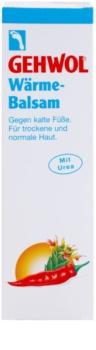 Gehwol Classic rozgrzewający balsam do stóp o działaniu nawilżającym do skóry normalnej i suchej
