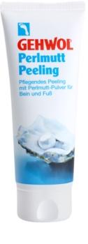 Gehwol Classic ošetrujúci peeling na nohy s perlovým prachom