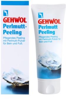 Gehwol Classic pečující peeling na nohy s perlovým prachem