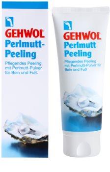 Gehwol Classic peeling cu praf de perle pentru ingriirea picioarelor