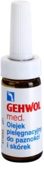 Gehwol Med ochranný olej na pokožku a nehty na nohou proti plísňovým infekcím