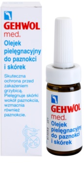 Gehwol Med Antifungal Protective Oil for Toenails and Skin