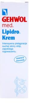 Gehwol Med crema de picioare pentru piele uscata si sensibila