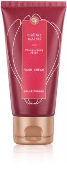 Gellé Frères Queen Next Door Ylang-Ylang Fatal crème mains pour femme 50 ml