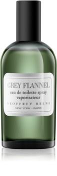 Geoffrey Beene Grey Flannel toaletná voda s rozprašovačom pre mužov 120 ml