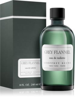 Geoffrey Beene Grey Flannel Eau de Toilette for Men 240 ml Without Atomiser