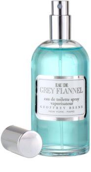 Geoffrey Beene Eau De Grey Flannel Eau de Toilette para homens 120 ml