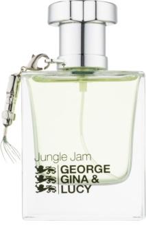 George Gina & Lucy Jungle Jam eau de toilette per donna 50 ml