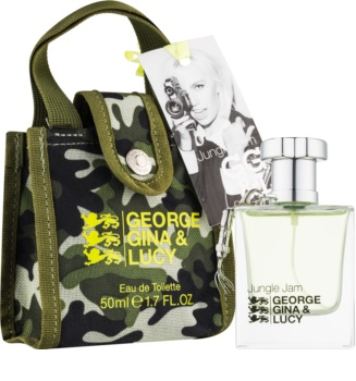 George Gina & Lucy Jungle Jam Eau de Toilette for Women 50 ml