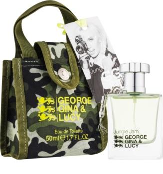 George Gina & Lucy Jungle Jam eau de toilette nőknek 50 ml
