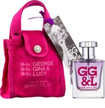 George Gina & Lucy Summer Song toaletní voda pro ženy 50 ml