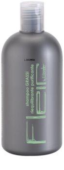 Gestil Fleir by Wonder szampon do częstego stosowania do włosów przetłuszczających się