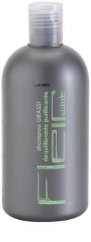 Gestil Fleir by Wonder шампунь для частого використання для жирного волосся