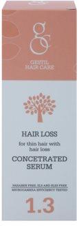 Gestil Hair Loss ser împotriva subțierii și căderii părului