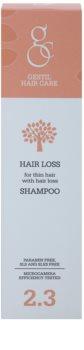 Gestil Hair Loss champô contra a queda de cabelo