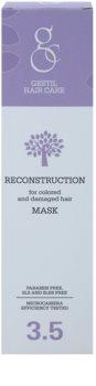 Gestil Reconstruction megújító maszk a festett és károsult hajra