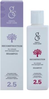 Gestil Reconstruction erneuerndes Shampoo für gefärbtes und geschädigtes Haar