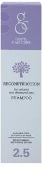 Gestil Reconstruction szampon odbudowujący włosy do włosów farbowanych i zniszczonych