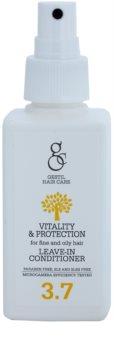 Gestil Vitality & Protection balzam brez spiranja za tanke in mastne lase