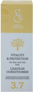 Gestil Vitality & Protection condicionador sem enxaguar para cabelo fino e oleoso