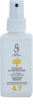 Gestil Vitality & Protection Revitaliserende Serum  voor Gekleurd en Beschadigd Haar