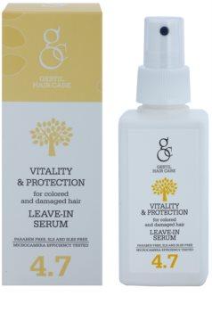 Gestil Vitality & Protection revitalizacijski serum za barvane in poškodovane lase