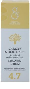Gestil Vitality & Protection revitalizáló szérum a festett és károsult hajra