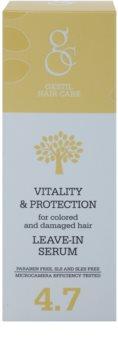 Gestil Vitality & Protection відновлююча сироватка для фарбованого та пошкодженого волосся