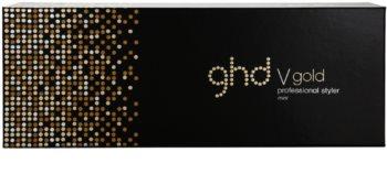 ghd V Gold Mini mini-alisador de cabelo