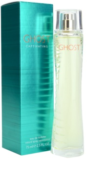 Ghost Captivating eau de toilette per donna 75 ml