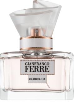 Gianfranco Ferré Camicia 113 toaletná voda pre ženy 50 ml
