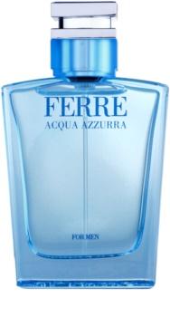 Gianfranco Ferré Acqua Azzura toaletna voda za moške 50 ml