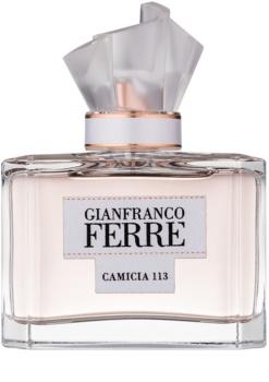 Gianfranco Ferré Camicia 113 eau de toilette pentru femei 100 ml